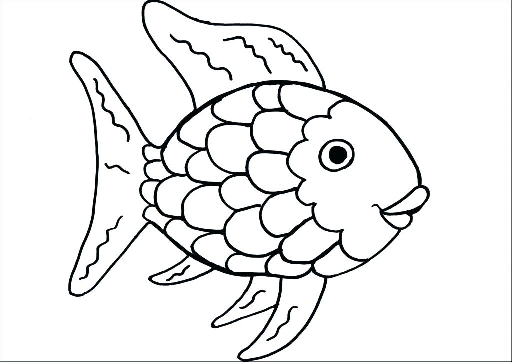 1024x724 Angel Fish Coloring Page Fish Color Pages Printable Coloring