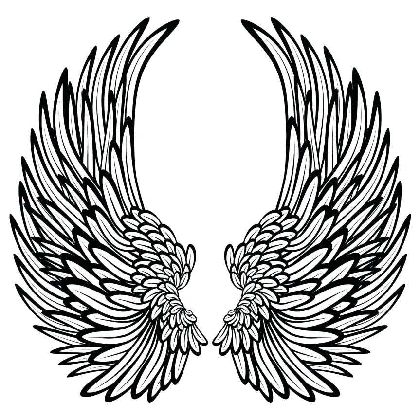 863x863 Hearts With Wings Coloring Pages Coloring Pages Trends For Cross