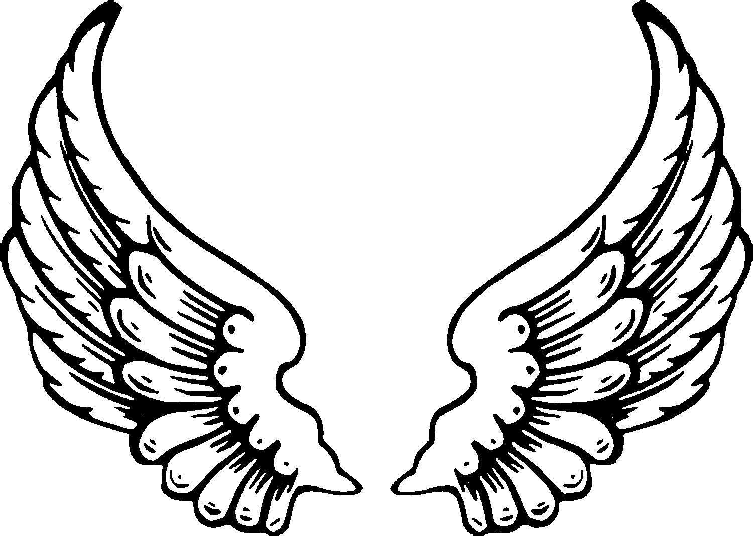 1500x1069 Free Printable Angel Coloring Pages For Kids Free Printable