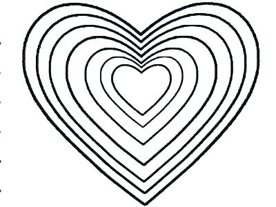 400x300 Angel Wings Coloring Pages Hearts With Angel Wings Coloring Pages