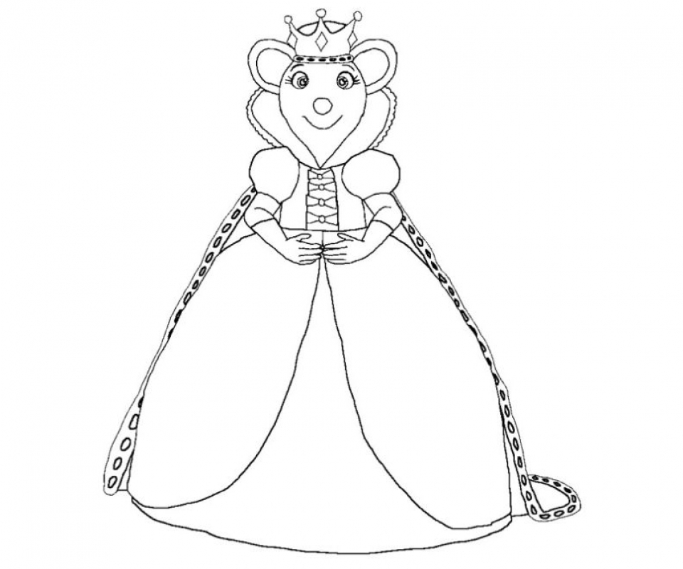 960x800 Get This Printable Angelina Ballerina Coloring Pages !
