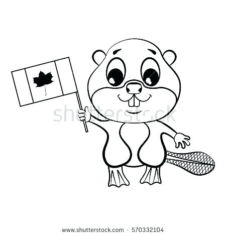 450x470 Day Crafts And Ideas Or Day Flag Coloring Pages For Kids Canadian