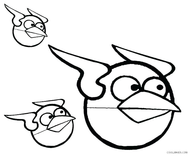 722x590 Coloring Book Bird Coloring Pages For Angry Birds Amazing Bird