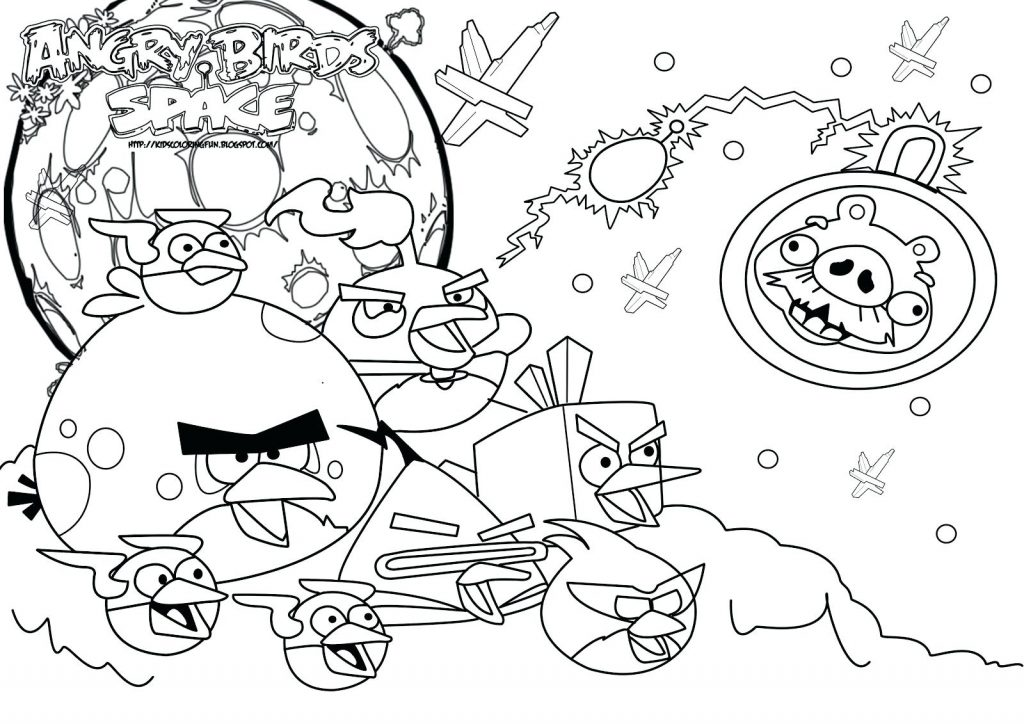1024x724 Coloring Pages Angry Bird Coloring Pages Page Color Printable