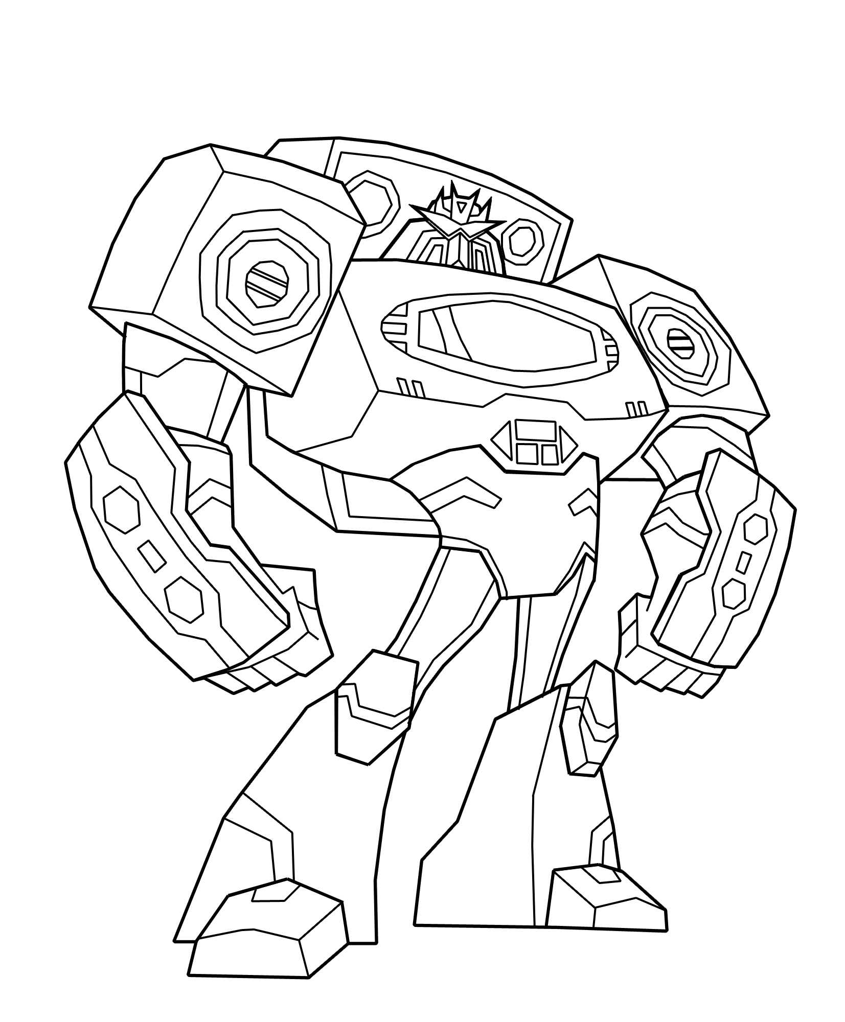 Angry Bird Transformers Coloring Pages At Getdrawings Com Free For