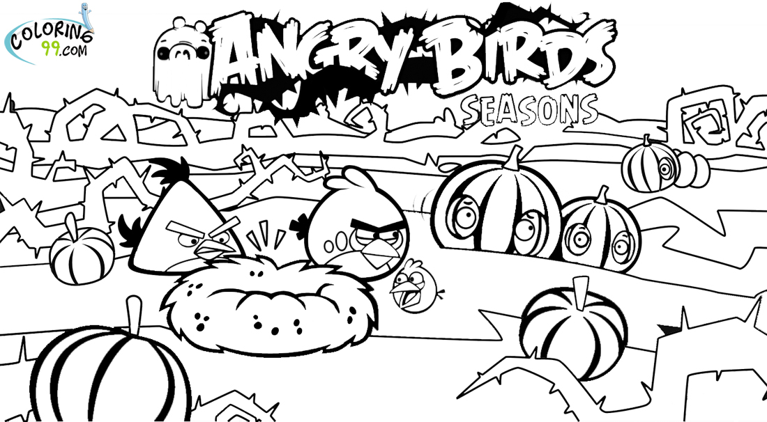 1100x606 Angry Birds Season Coloring Pages Team Colors
