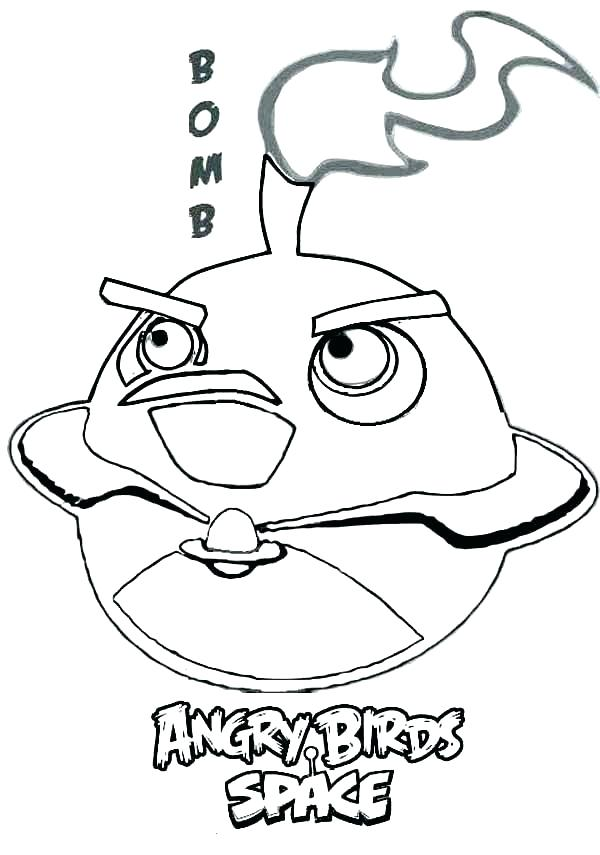 600x855 Angry Bird Color Angry Birds Coloring Pages Angry Birds Coloring