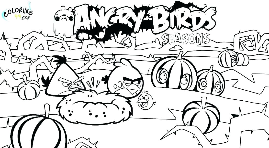 1100x606 Angry Bird Coloring Pages Angry Bird Bomb Coloring Page Angry