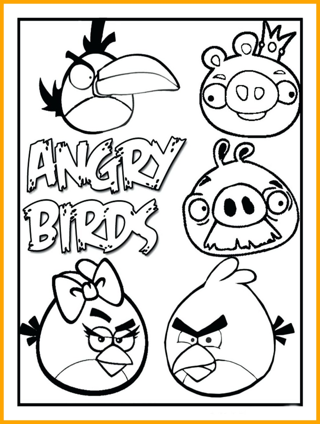 1048x1389 Awesome Coloring Pages Angry Bird Of Star Wars Styles