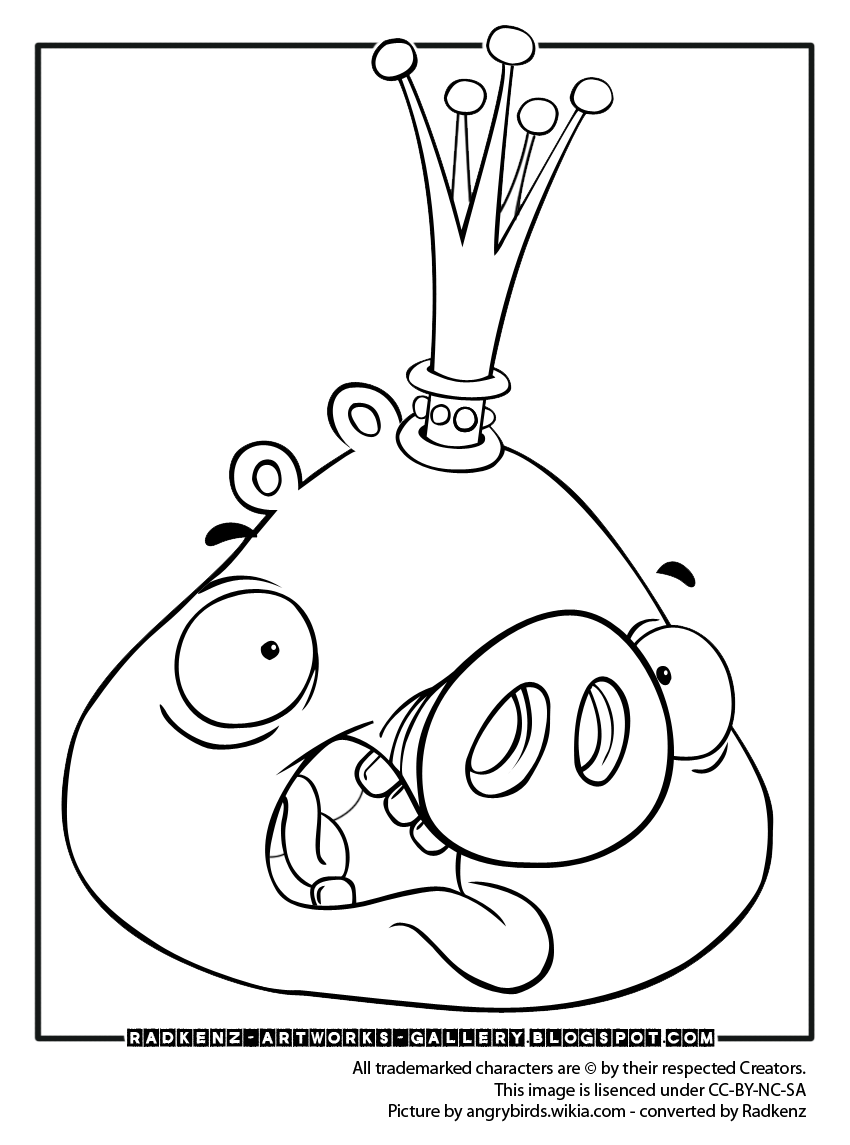 850x1145 Angry Bird Epic Coloring Pages Angry Birds Coloring Page