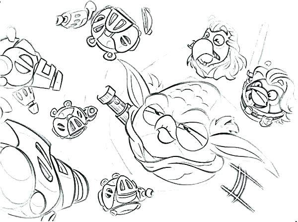 600x447 Angry Bird Coloring Pages Pdf Star Wars Angry Bird Coloring Pages