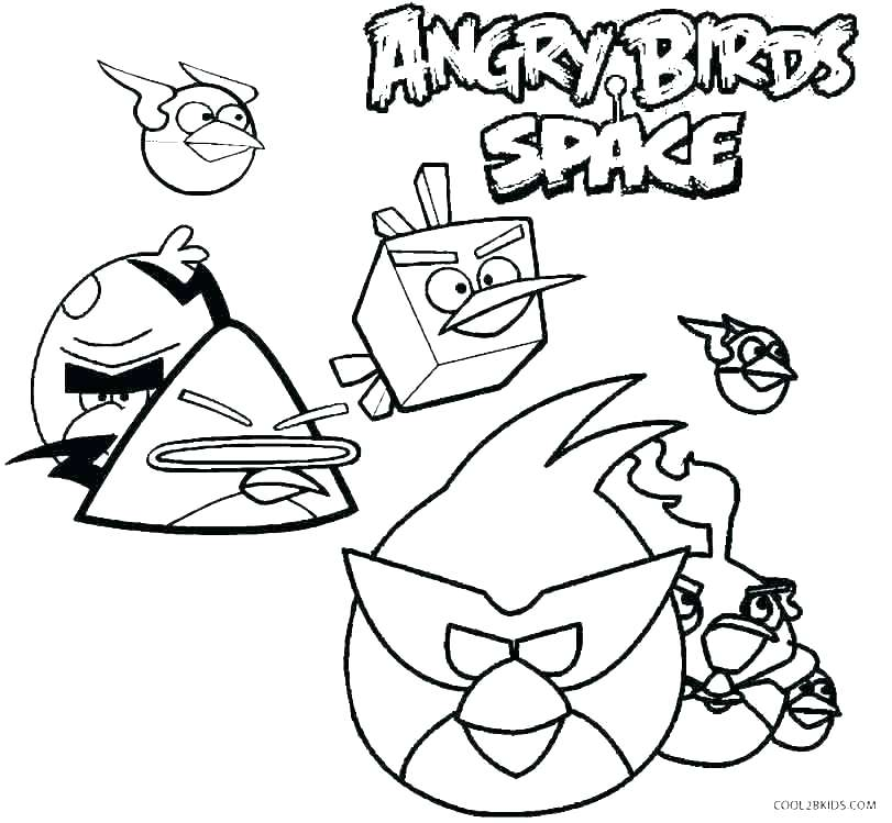811x749 Angry Bird Coloring Pages S Angry Birds Space Coloring Pages Pdf