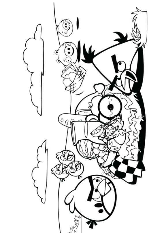 576x811 Angry Birds Coloring Pages Pdf Angry Birds Coloring Pages Angry