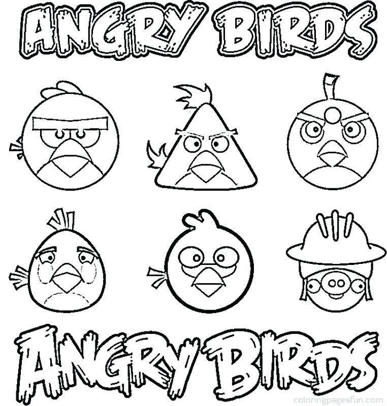 762x800 Angry Bird Coloring Pages Angry Bird Coloring Pages Free Printable