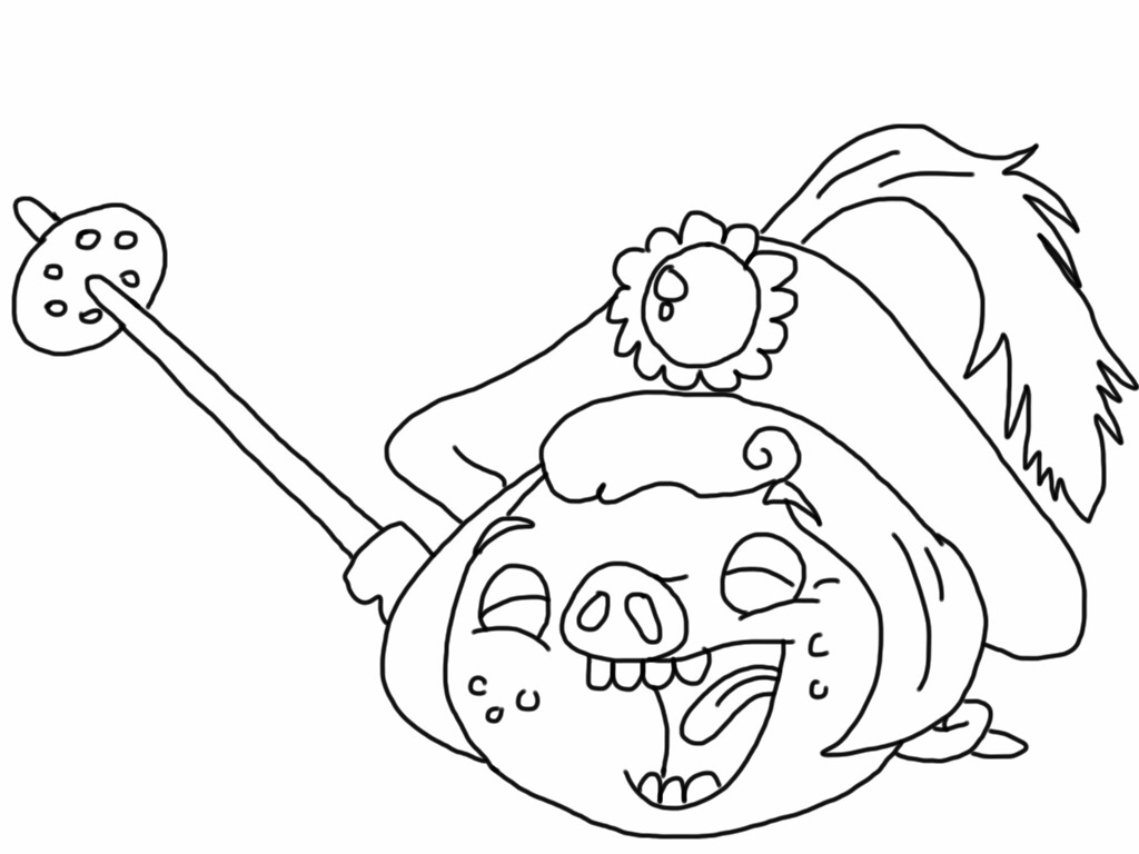 1024x768 Angry Birds Epic Coloring Pages Download Coloring For Kids