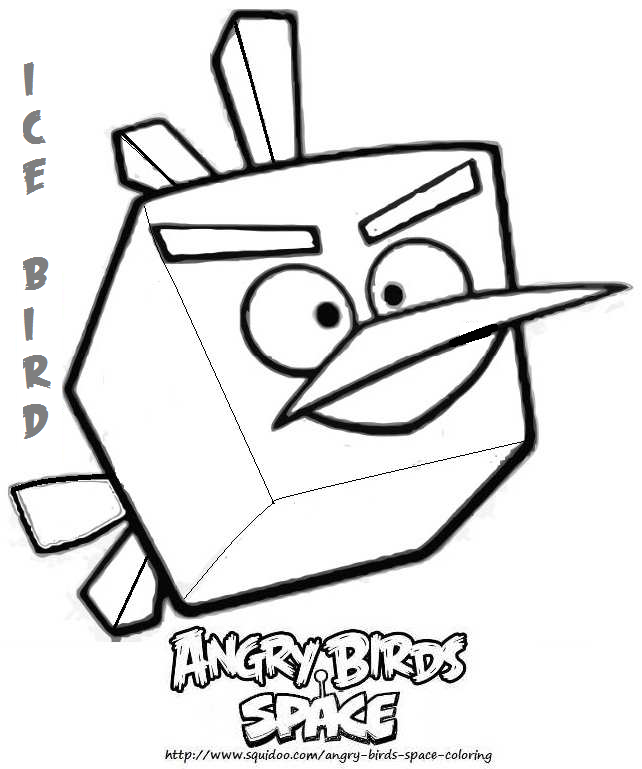 Angry Birds Go Coloring Pages at GetDrawings.com | Free for personal ...