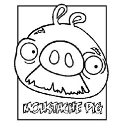 250x250 Angry Birds Stella Coloring Game
