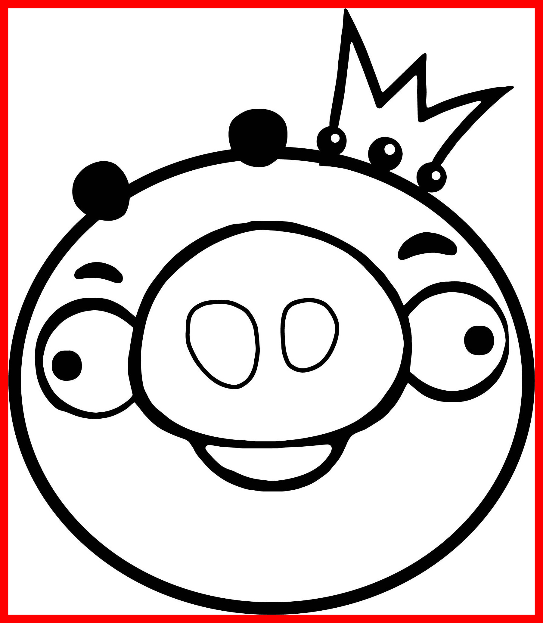 1804x2070 Incredible Unique Angry Birds Coloring Pages Collection Image