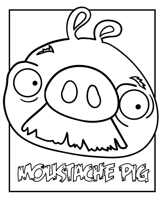 680x880 Angry Birds Printables Angry Bird Game Coloring Pages Red Bird