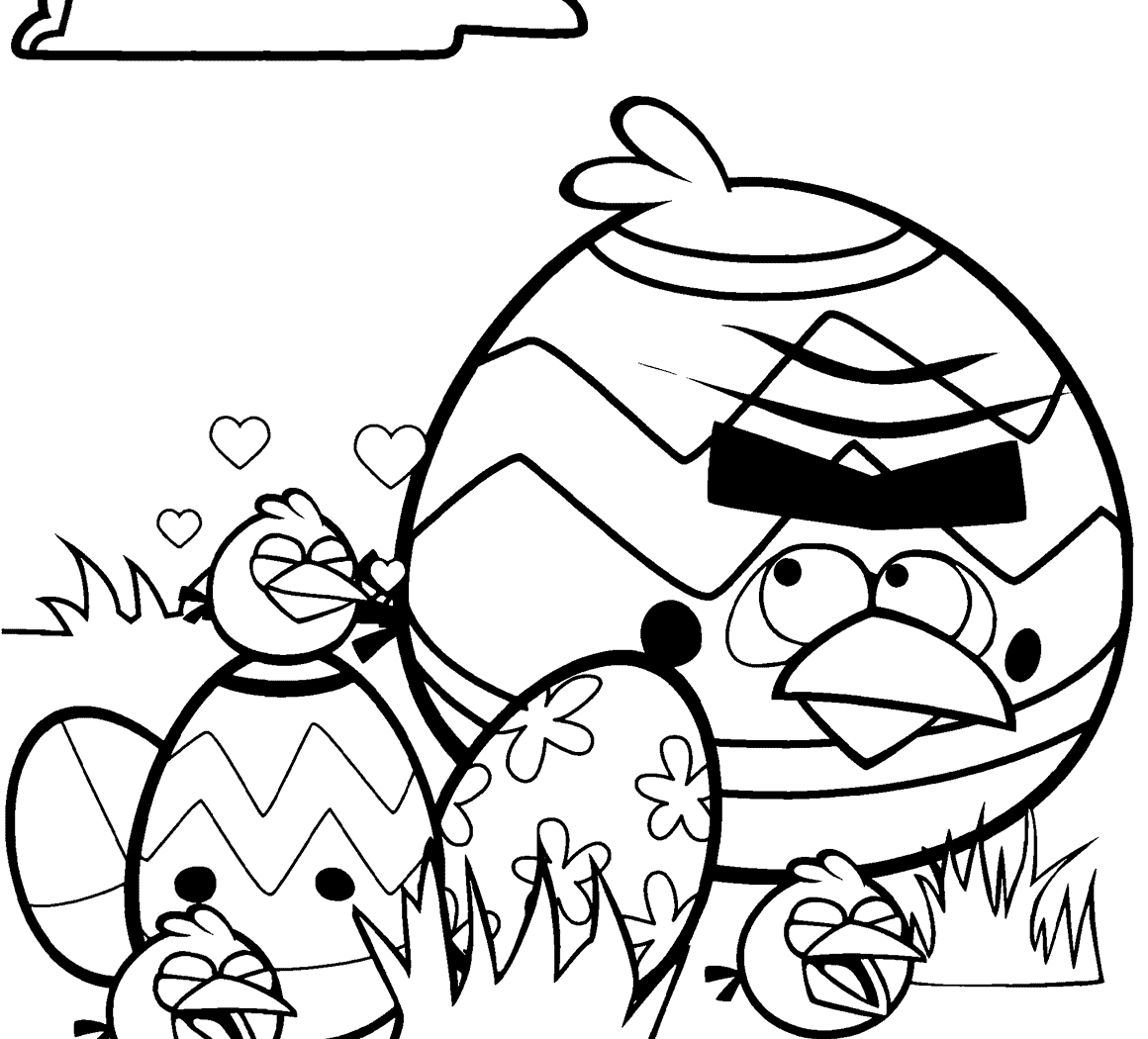 1160x1050 Angry Birds Space Coloring Pages To Print And Download Free