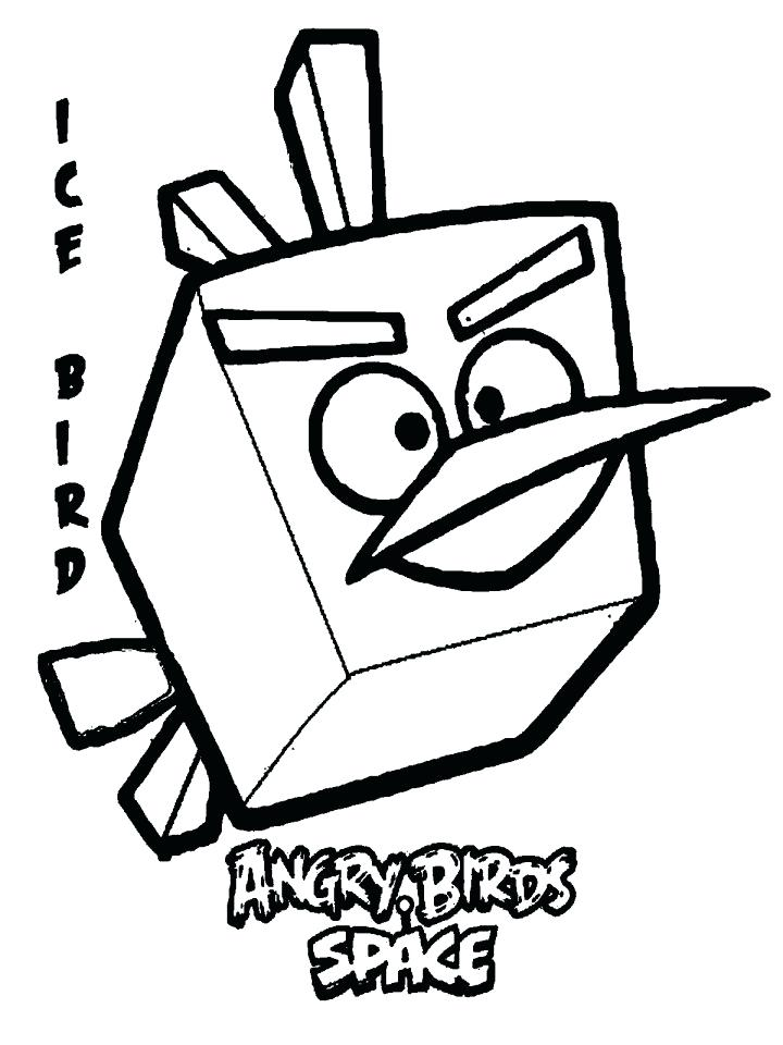 720x960 Angry Bird Printable Coloring Pages Angry Birds Pictures To Color