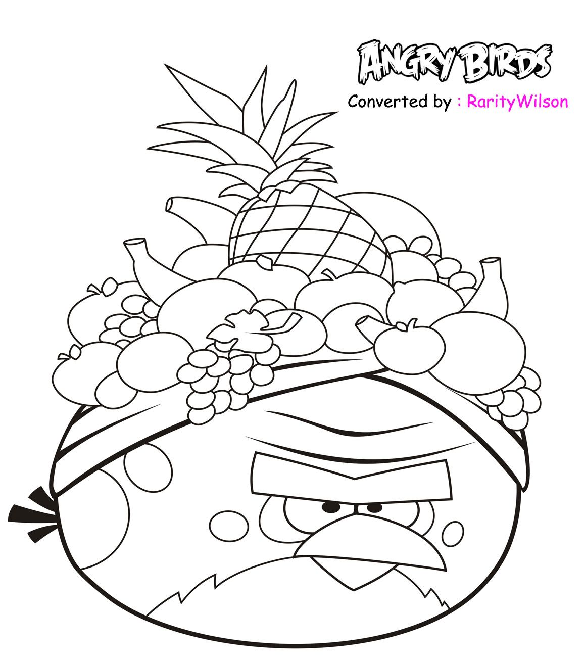1156x1310 Free Printable Coloring Pages Angry Birds Red Free Coloring