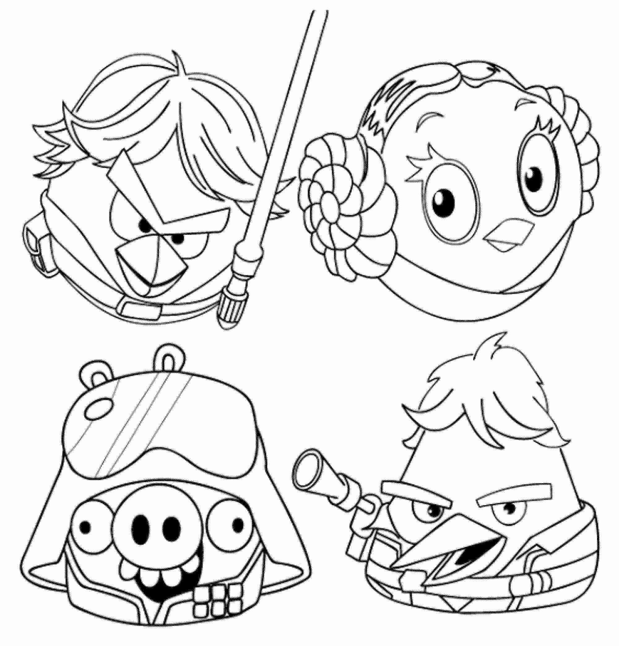 2000x2088 Angry Birds Space Coloring Pages To Funny Printable For Alluring