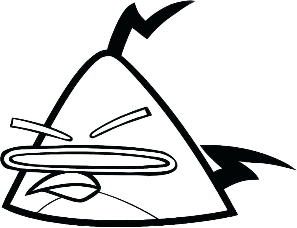1004x772 Angry Birds Space Characters Coloring Pages Kids Coloring Angry