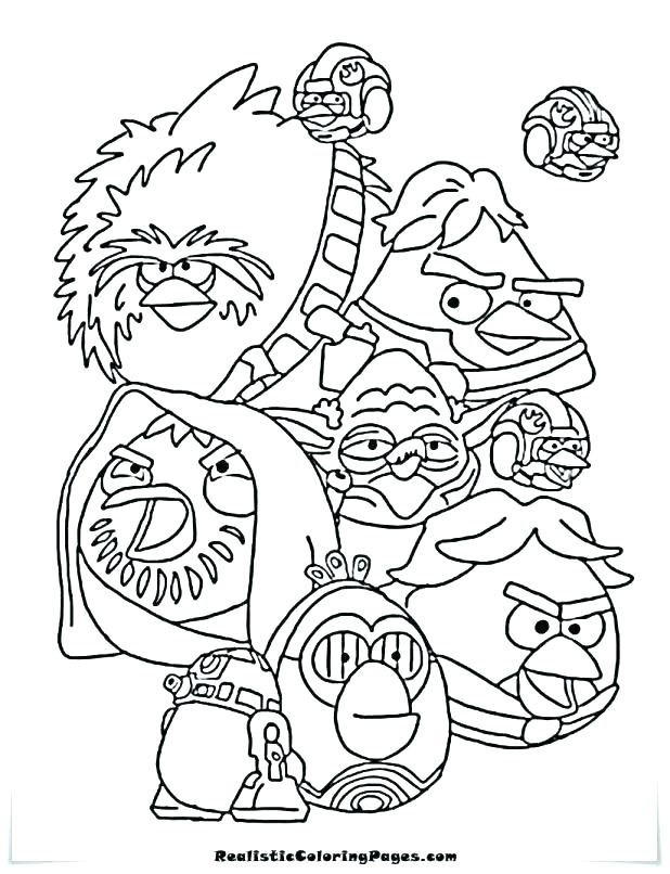618x806 Star Wars Coloring Pages Star Wars Walker Angry Birds Star Wars