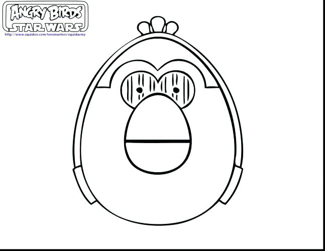 647x500 Angry Birds Star Wars Solo And Coloring Pages Angry Birds Star