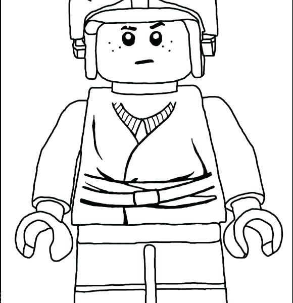 580x600 Star Wars Coloring Pages Darth Vader Coloring Page Coloring Pages