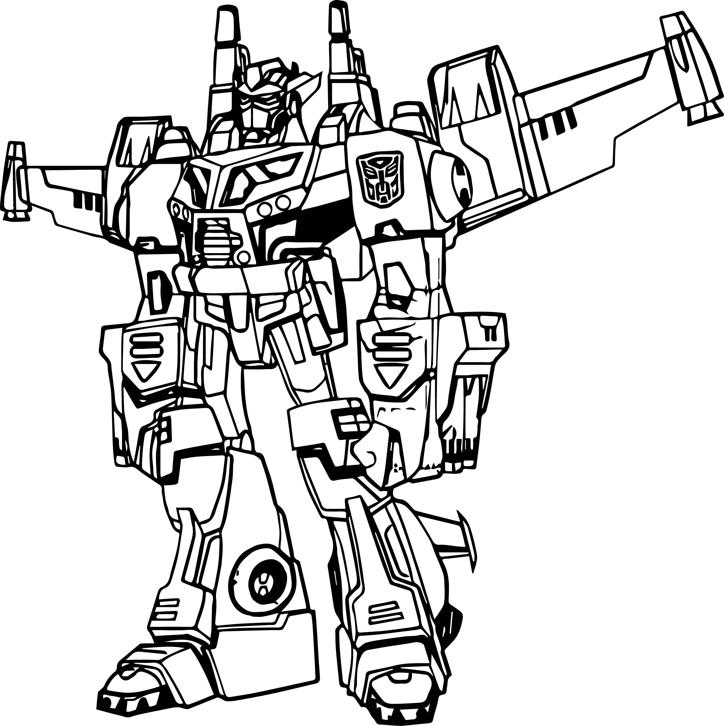 2363x2372 Free Transformer Coloring Pages Optimus Prime With Angry Birds