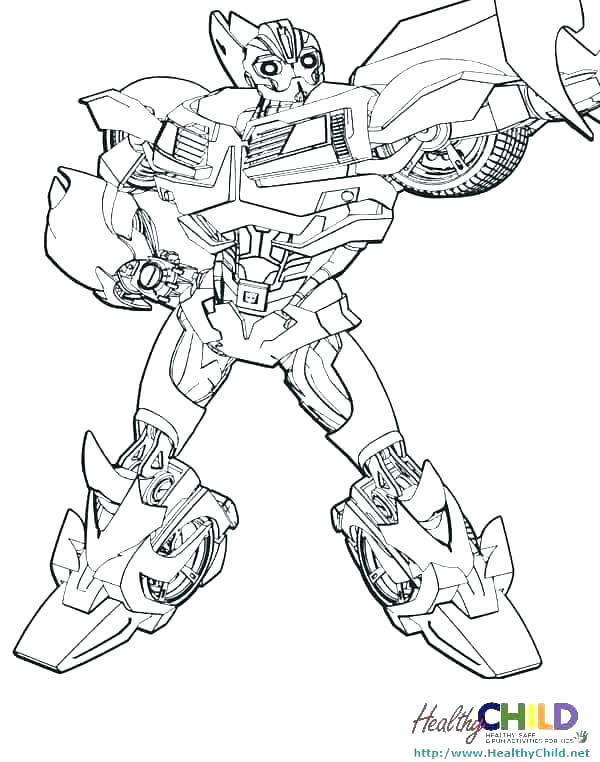 600x762 Transformers Coloring Pages Pdf Transformer Coloring Page