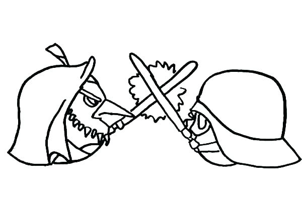 600x402 Pickle Coloring Page Angry Face Coloring Page Pickle Coloring Page