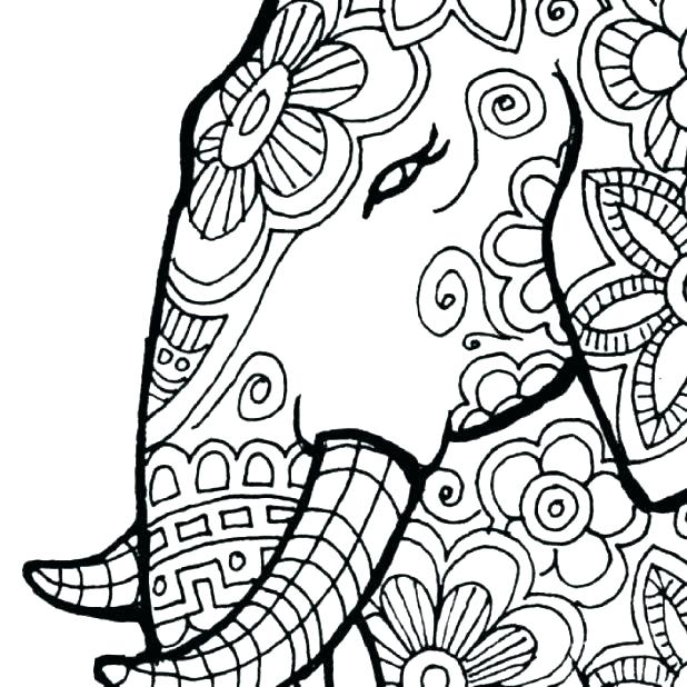 618x618 Abstract Coloring Pages For Adults And Artists Abstract Coloring