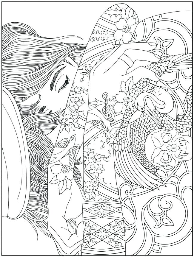 650x863 Therapy Coloring Pages Printable Photograph Printable Abstract