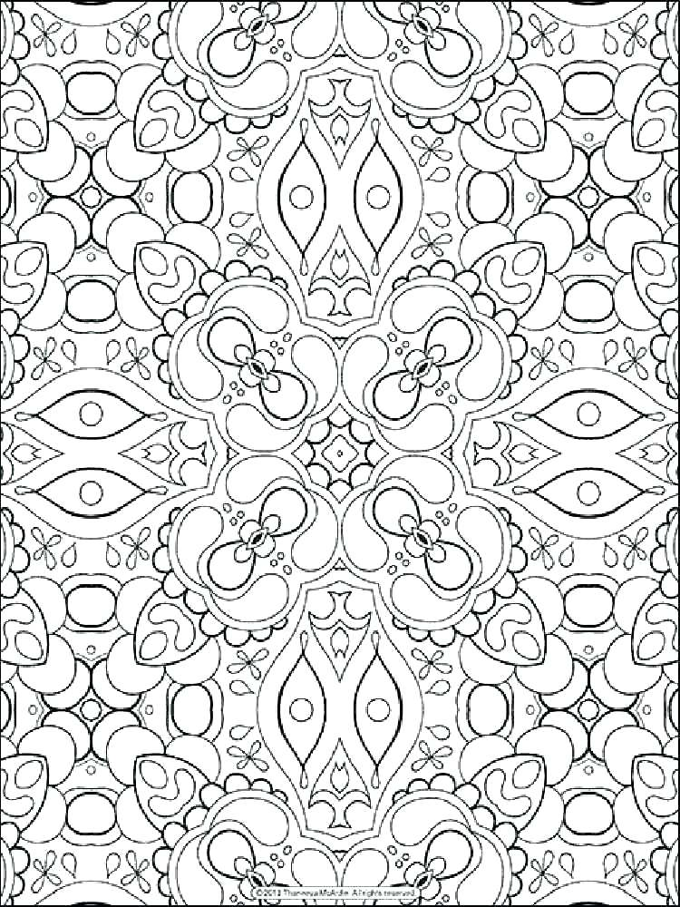 750x1000 Abstract Coloring Page Abstract Coloring Pages Photo Abstract