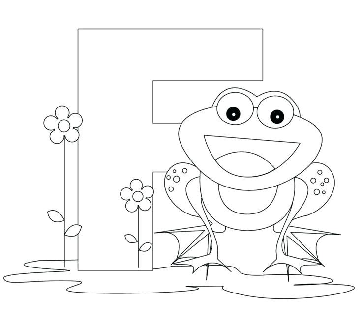 736x652 Best Learning The Alphabet Images On Alphabet Cute Coloring Pages