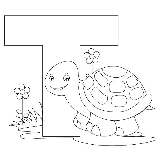 550x550 Alphabet Animals Coloring Pages X Free Animal Alphabet Colouring