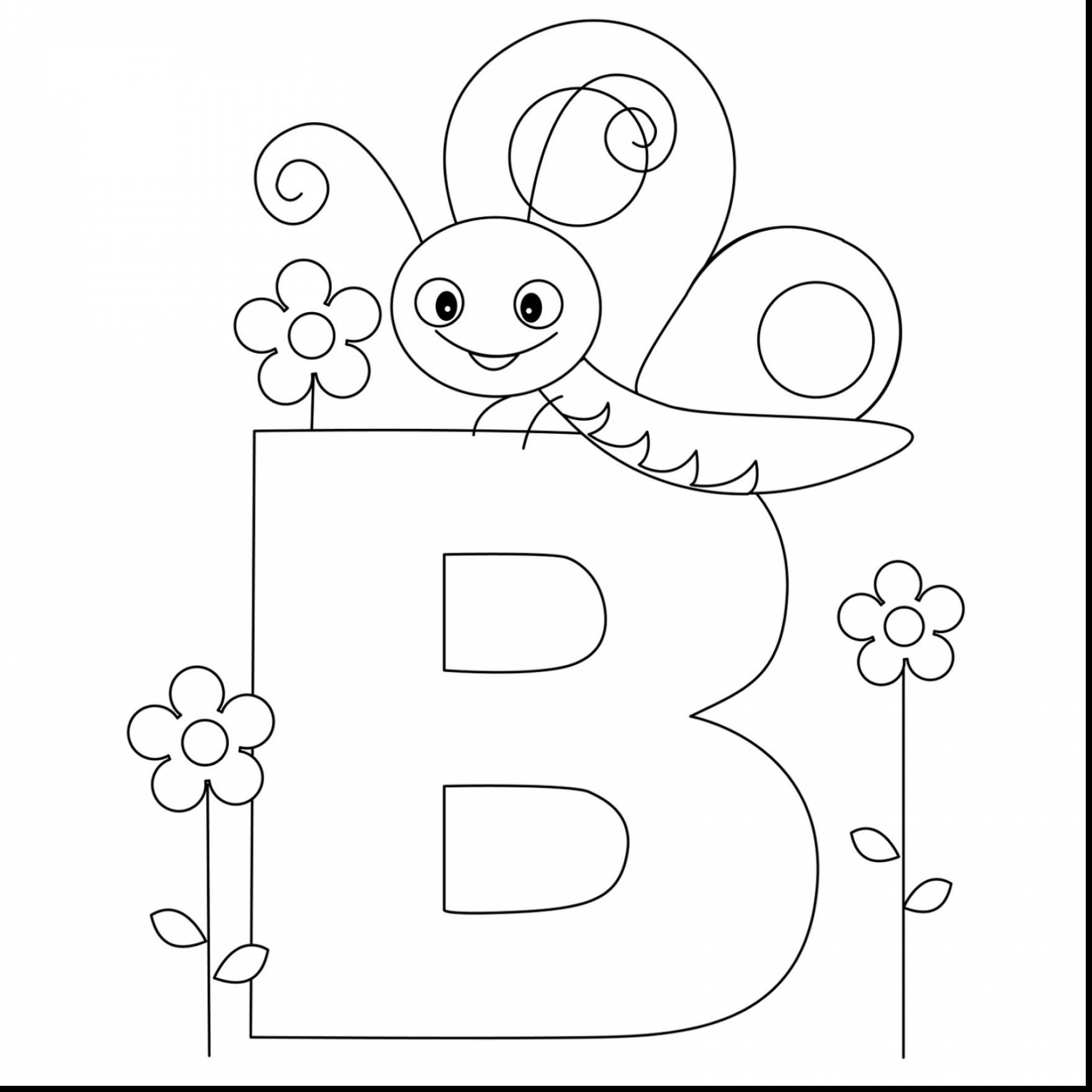 1760x1760 Alphabet Coloring Pages Pdf Extraordinary Animal Alphabet Letter