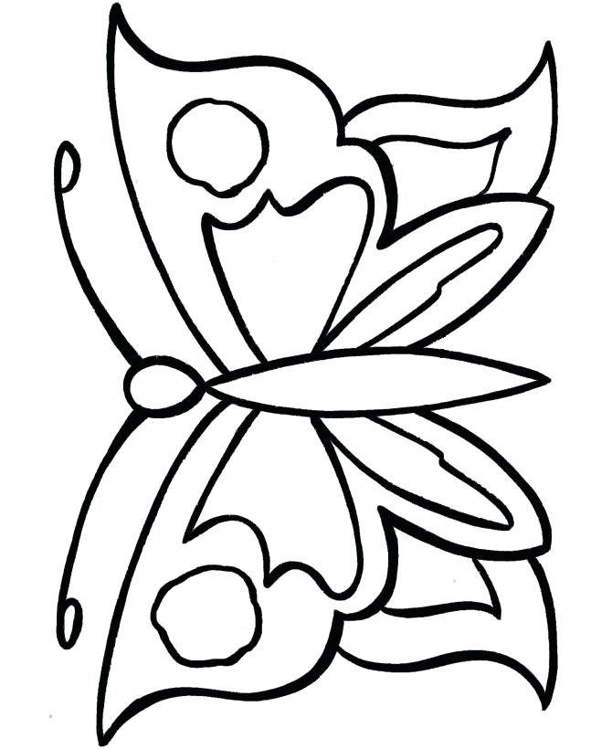 670x820 Coloring Pages Easy Easy Animal Coloring Pages Cute Easy Coloring