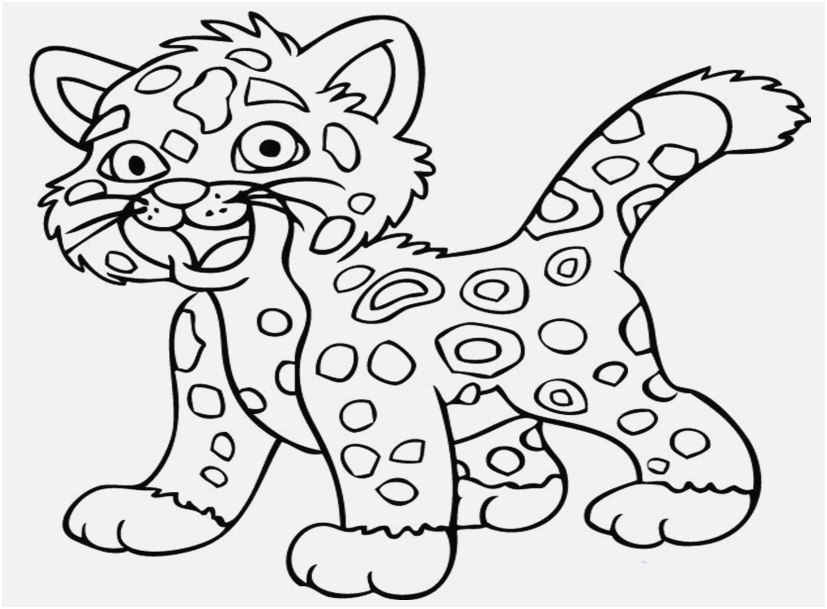 827x609 The Superior Graphic Animal Coloring Pages Printable Brilliant