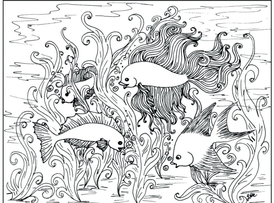 960x710 Animal Coloring Pages That Are Printable Difficult Animals