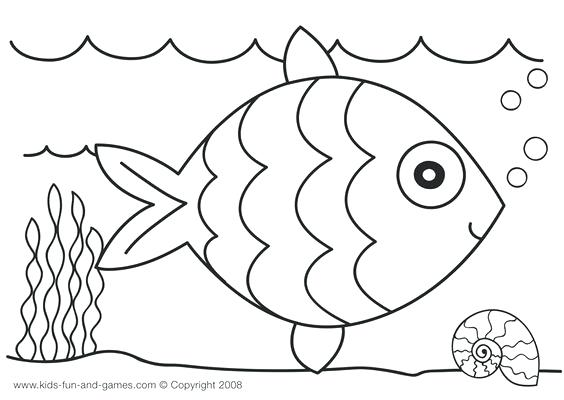 564x400 Coloring Page For Toddlers Animal Pages Toddler Printable