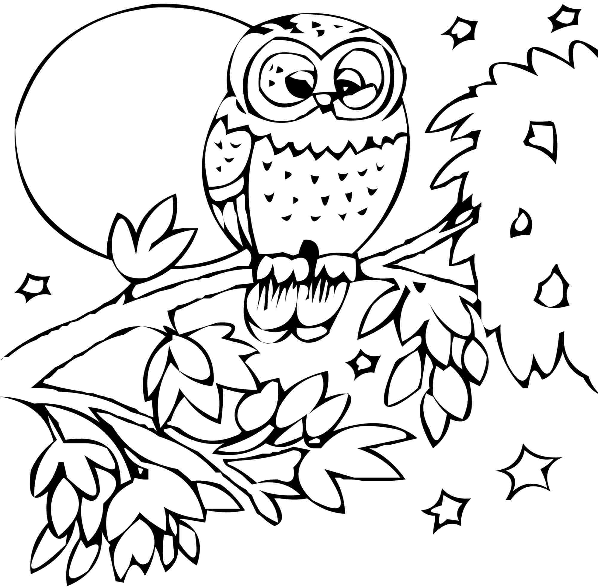 Animal Coloring Pages For Kids At Getdrawings Com Free For