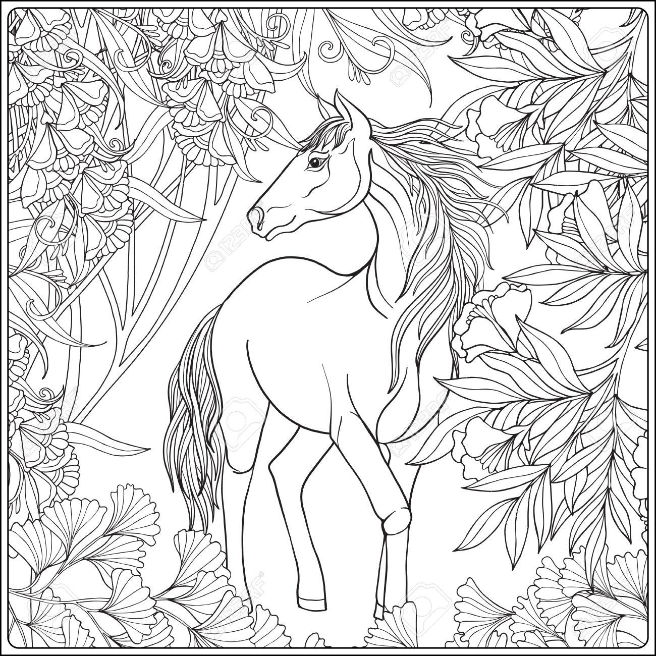 Animal Coloring Pages For Older Children at GetDrawings ...