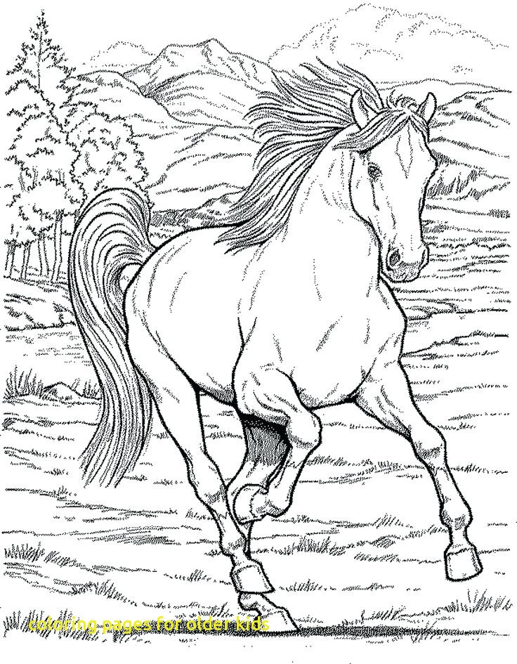 736x945 Coloring Pages For Older Kids With Coloring Pages For Older Kids