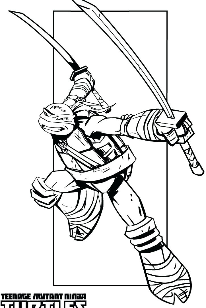 724x1080 Coloring Pages Ninja Turtles Free Coloring Pages Teenage Mutant