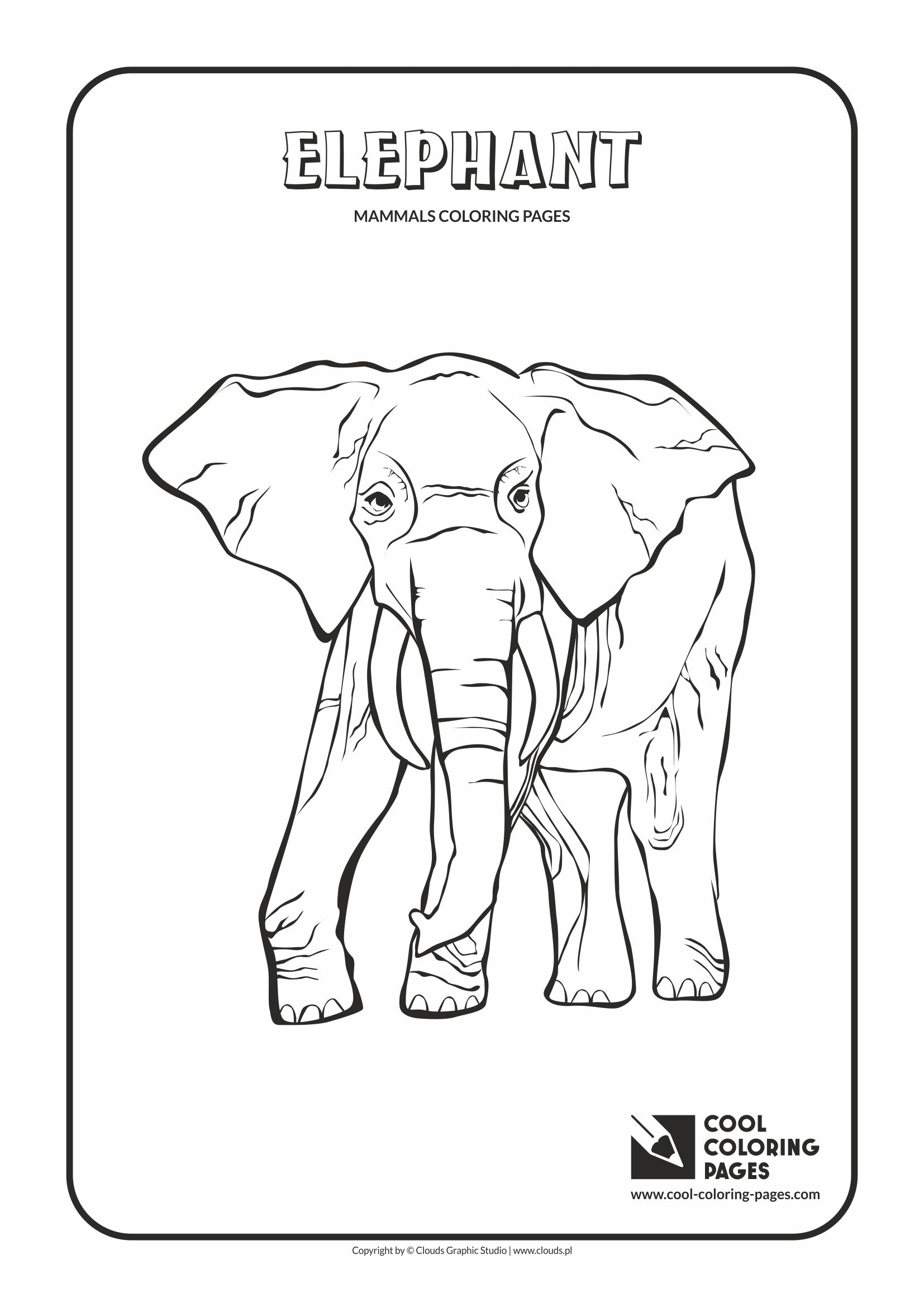 1654x2339 Cool Coloring Pages Animals Coloring Pages
