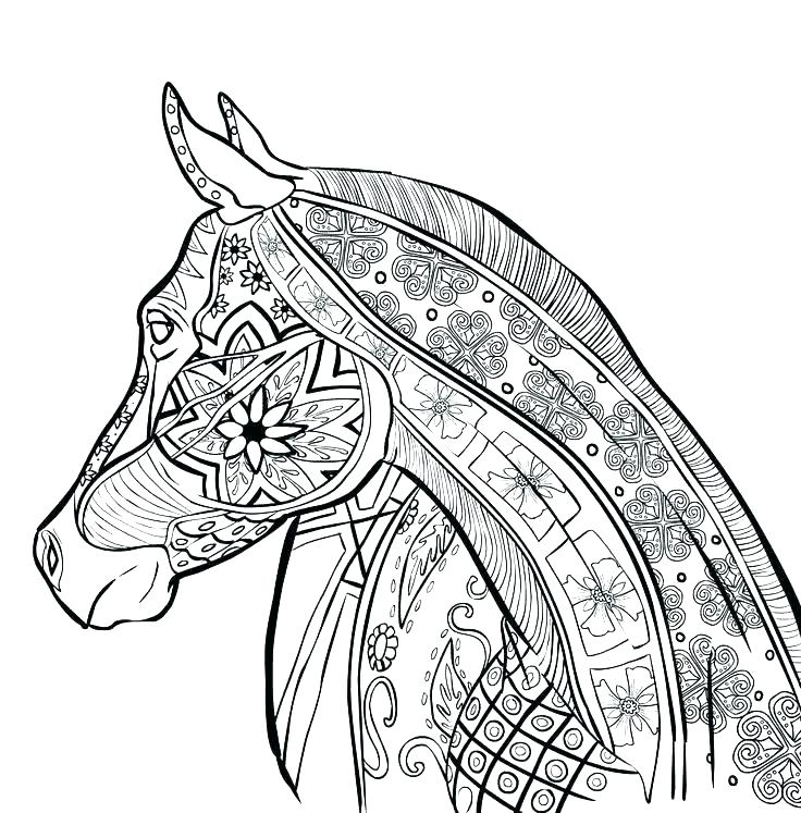 736x747 Cool Coloring Pages For Adults